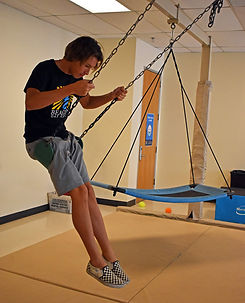 BDS Student in Physical Therapy Swing
