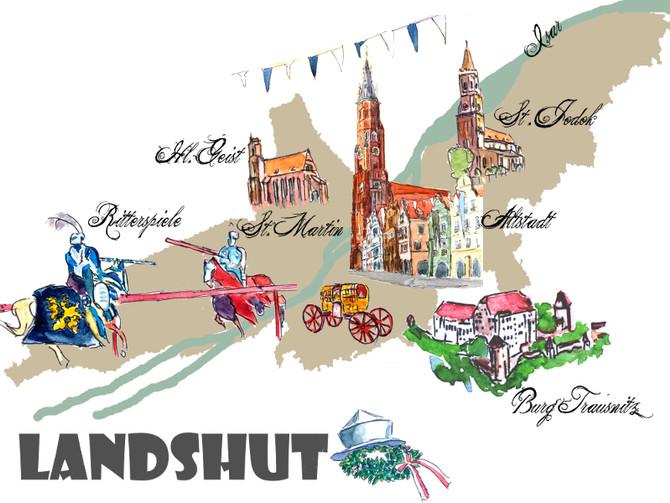 Landshut - A LA-Land Love Story