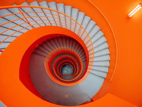 A Escada da Mudança. Preparado para a subir?