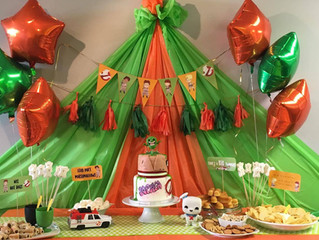 Pinterest Perfect Birthday Parties!