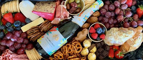 Large Christmas Grazing Box- Sweet and Savoury