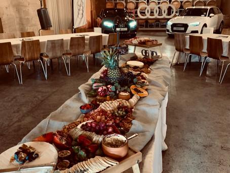 Grazing Table | Sutton Grange June 2019