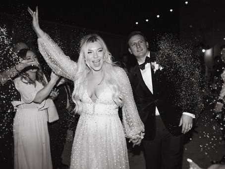 Industrial Dallas Warehouse Wedding