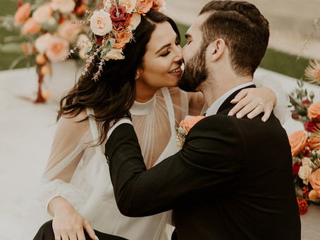 Inspiration For Your Spanish-Style Wedding