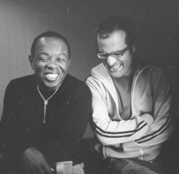 Tor and Lou Rawls