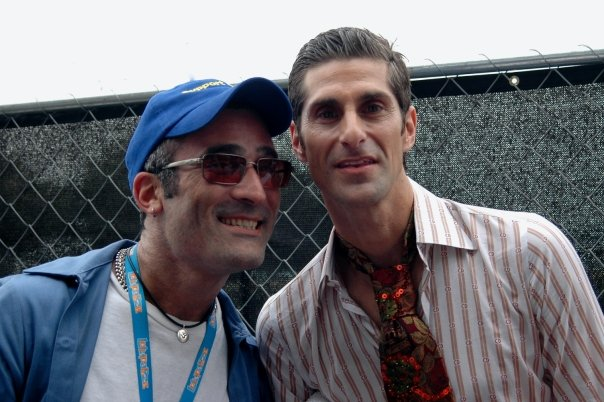 Tor and Perry Farrell