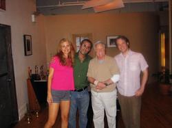 Richard Dreyfuss and Rachel York