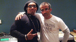 Tor and Melle Mel