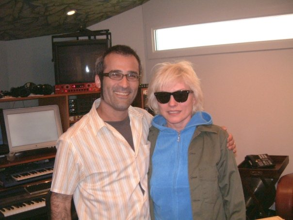 Tor and Deborah Harry