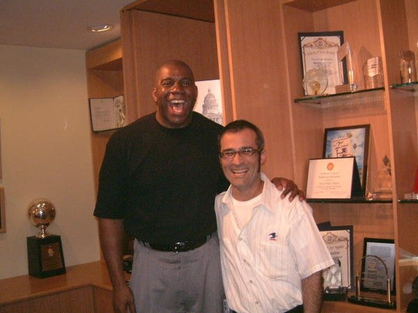Tor and Magic Johnson