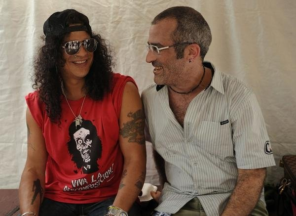 Tor and Slash