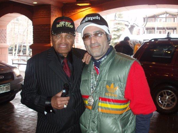 Tor and Joe Jackson