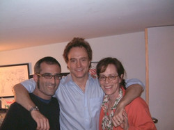 Tor,Brad Whitford and Jane Kaczmarek