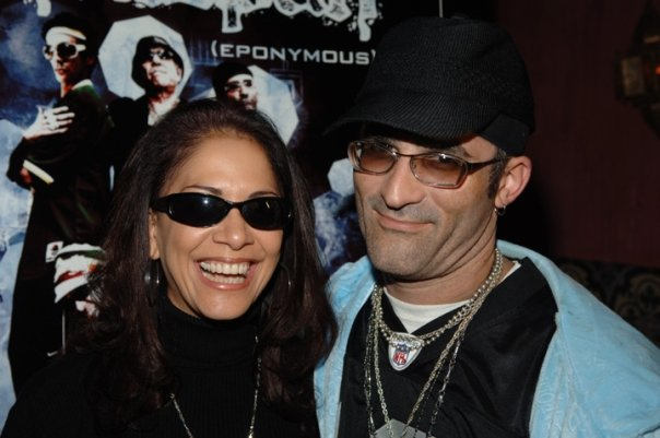 Tor and Sheila E.