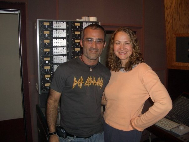 Tor and Joan Osborne