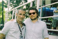 Tor and Jeff Tweedy