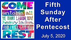 2020-07-05 5th Sunday after Pentecost.jp