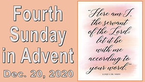 2020-12-20 4th Sunday in Advent.jpg