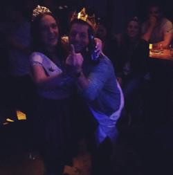 Alison & Kurt HBK Prom Q&K'16