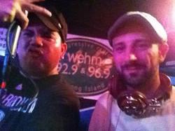 Ray & Kevin at Talkhouse
