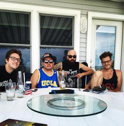 the boys Summer '16