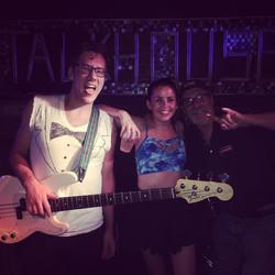 Karl, Liz and Dan