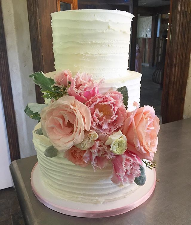 After a really long and stressful 3 hour drive, this Buttercream Beauty made it all the way to _wadl