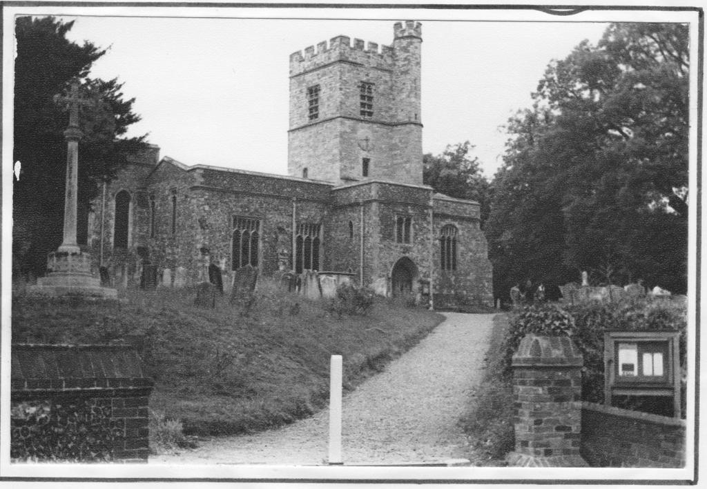 St Mary Magdelene, Cobham