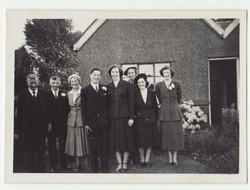 Dorothy Turner and John Smith wedd