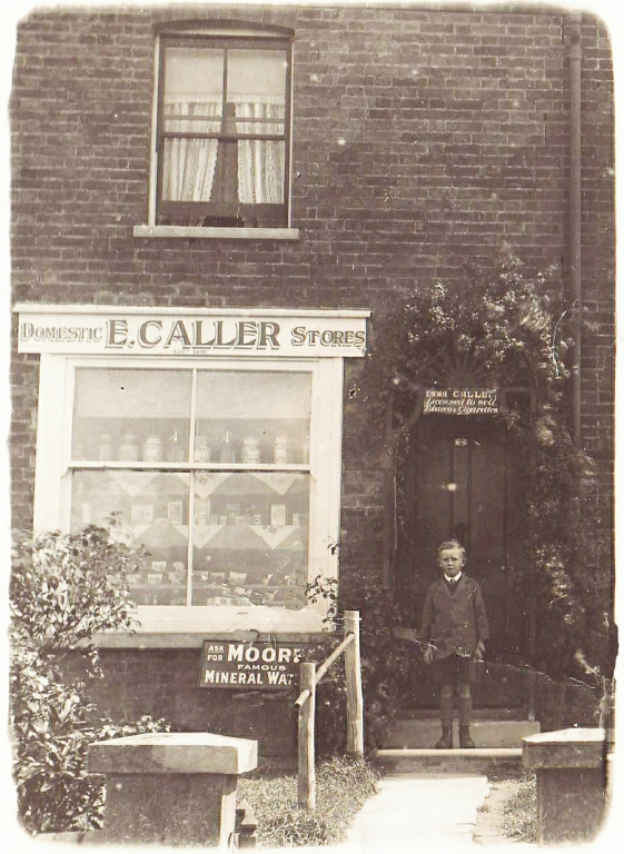 Kent Terrace shop owned by the Cal