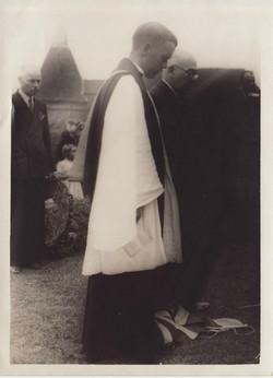 John Maxted and the Rev V.S. Nicho