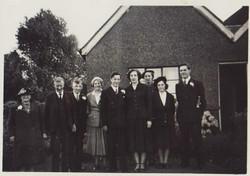 Dorothy Turner and John Smith weddin