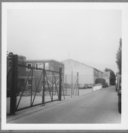 Industrial Estate at the old railw