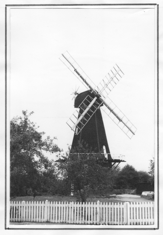 Meopham windmill on the Green