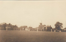Cricket on Meopham Green (undated)