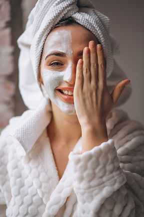 Home Page Face Mask Image