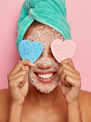 Home Page Face Scrub Image