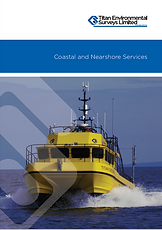 Coastal Nearshore Environmental Survey Vessel