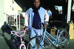 Donacion de Bicicletas