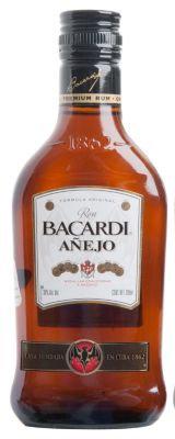 Bacardi Añejo 200ml