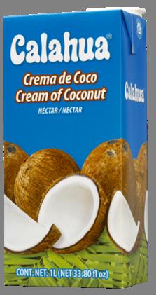 Calahua Crema de Coco 1Lt
