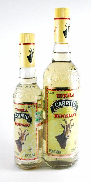 Cabrito Reposado 1000ml + 375ml