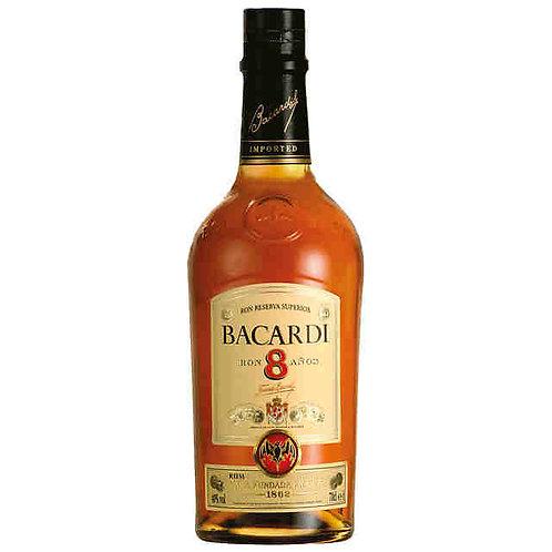 Bacardi 8 años 700ml