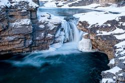 braggcreek water falls