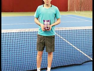 James Parkin Wins First 18U Event