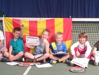 Northumberland World Tennis Tour Hits Rome