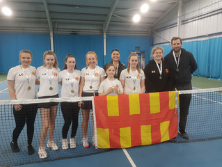 Northumberland Girls Win Promotion