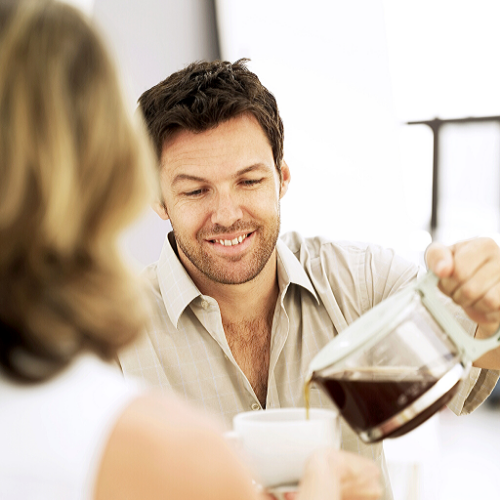 L'eau purifiée pour votre café