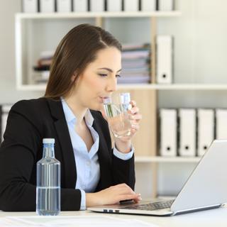 Une eau purifiée pour le bureau