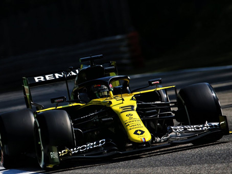 Dejavú: Daniel Ricciardo tem problema na bomba de gasolina e deixa o TL3 mais cedo